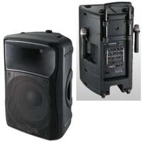 Комбоусилитель BIG EV12RECHARG+MP3+Bluetooth (с аккумулятором)
