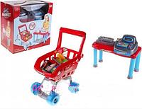Магазин игровой набор для детей 668 G