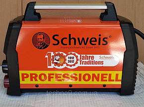 Сварочный инвертор Schweis SP-300 Professionell (дисплей), фото 2