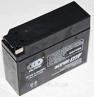 Аккумулятор 12V 2,3А HONDA OUTDO