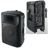 Комбоусилитель BIG EV15RECHARG+MP3+Bluetooth (с аккумулятором)