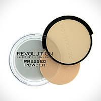 Пудра для лица Makeup Revolution Pressed Powder - Warm