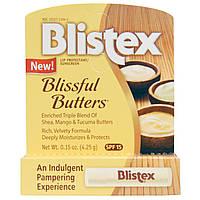 Blistex Blissful Butters SPF15 - Бальзам для губ, 4.25 г