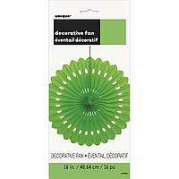Фант unique Круг для декора Lime Green 40 см (11179642649)