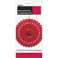 Фант unique Круг для декора Red 40 см (11179642656)