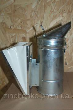Дымарь стандартный оцинкованный со съемным мехом (455483181)
