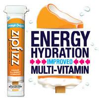 Спортивный порошковый энергетик Zipfizz Orange Cream со вкусом апельсинового мороженого