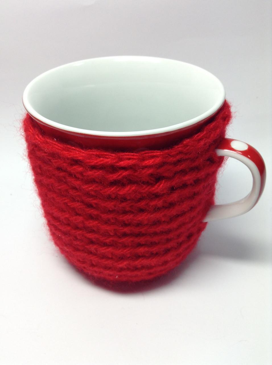 Чашки зимние