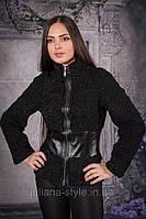 Стильная куртка из натурального каракуля, фото 1