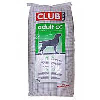 Корм сухой Роял Канин Клуб СС для взрослых собак Royal Canin Club CC 20 кг
