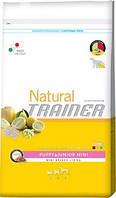 Корм сухой Трейнер для щенков мини пород Treiner Natural Super Premium Puppy & Junior 2 кг
