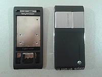 Корпус к мобильному телефону Sony Ericsson C905 black full