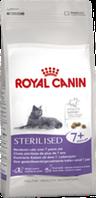 Корм сухой Роял Канин для стерилизованных кошек старше 7 лет Royal Canin Sterilised 7+ 1.5 кг