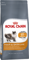 Корм сухой Роял Канин уход за кожей и шерстью котов Royal Canin Hair & Skin Care 4 кг