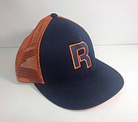 Кепка с прямым козырьком REEBOK LOGO CAP SWAORA baseball trucker cap hat с сеткой Z96156