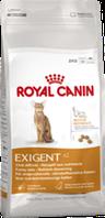Корм сухой Роял Канин для взрослых котов чувствительных к составу Royal Canin  Exigent Protein 10 кг