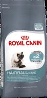 Корм сухой Роял Канин для котов выведение шерсти Royal Canin Hairball Care 2 кг