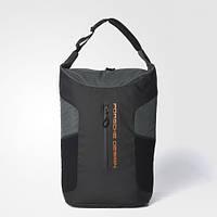 Рюкзак черный мужской Porsche Design Sport by adidas Cargo Backpack AX5489 - 2016/2