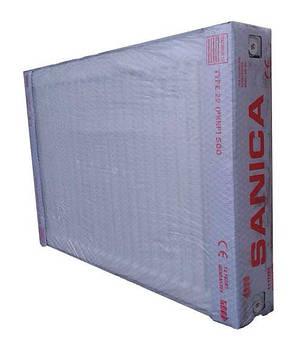 Стальной радиатор Sanica 22тип, 500х1600, фото 2