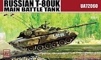 1:72 Сборная модель танка Т-80УК, Modelcollect UA72060