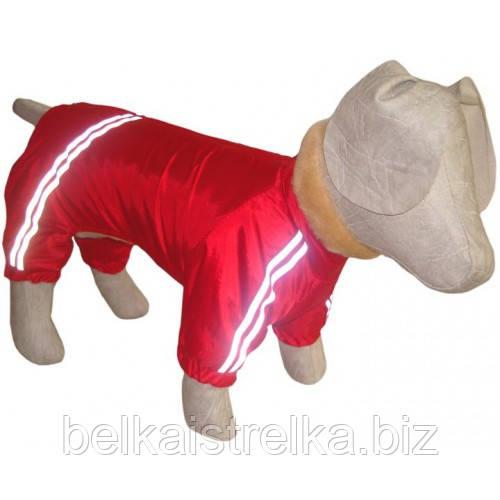 Комбинезон для собак Хутро / Мех Доберман 1, длина - 82, объем - 92 см О 034