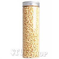 Воск для депиляции RW400 (001864) горячий в гранулах - крем, 400 г