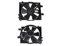 Вентилятор осн радиатора для Daewoo Matiz 1998-2004 96322939, 96611266