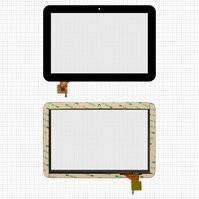 "Сенсорный экран для планшетов China-Tablet PC 10,1""; PolyPad 1010; Mediacom SmartPad MP101 S2; DNS AirTab P100qw; Prestigio MultiPad 10.1 4QUNTUM 3G"