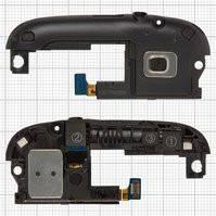 Звонок для мобильного телефона Samsung I9300 Galaxy S3, с антенной, с разъёмом наушников, черный