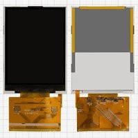 Дисплей для мобильных телефонов China-Nokia E71 TV, E72 TV, TV902, 37 pin, (69*50), #145716-A/YXD FPC-Y80101