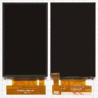 Дисплей для мобильного телефона China-Nokia N8, стекло, 24 pin, (78*46), #YX032T003-FPC-V03/HSN46-S320A/KT320KA-028A-V3