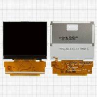 Дисплей для мобильных телефонов Fly Q410, Q420, 37 pin, original, #N401-678000-000/TFT8K5316FPC-A1-E