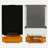 Дисплей для мобильного телефона Fly MC135, 34 pin, #FPC2065-1-A0