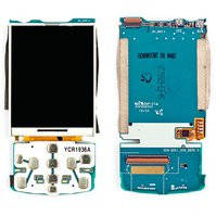 Дисплей для мобильного телефона Samsung E251, с платой