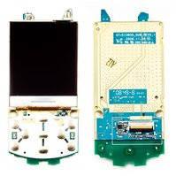 Дисплей для мобильного телефона Samsung E1360, с платой