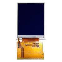 Дисплей для мобильных телефонов Samsung F250, F258, F290, без платы