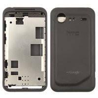 Корпус для мобильных телефонов HTC G11, S710e Incredible S, черный
