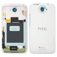 Корпус для мобильных телефонов HTC G23, S720e One X, белый