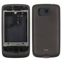 Корпус для мобильных телефонов HTC T3320 Touch 2, T3333 Touch 2 Mega, серый