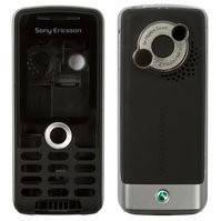 Корпус для мобильного телефона Sony Ericsson K510, high-copy, черный