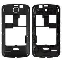 Задняя панель корпуса для мобильного телефона Fly IQ430 Evoke, черная, original, #M111-E83130-200