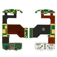 Шлейф для мобильных телефонов HTC P4550, TYTN II, межплатный, с компонентами, с верхним клавиатурным модулем