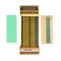 Шлейф для мобильного телефона Samsung M600, original, межплатный, с компонентами