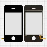 Сенсорный экран для мобильных телефонов China-iPhone 3g, 3gs, 81 мм, тип 1, (110*56мм), (65*49мм), #ECW054