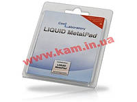 Термоинтерфейс Coollaboratory Liquid MetalPad 1xGPU (CL-LMP-1GPU)