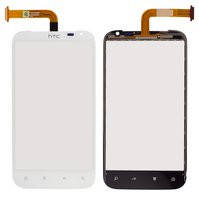 Сенсорный экран для мобильных телефонов HTC G21, X315e Sensation XL, белый