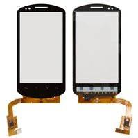 Сенсорный экран для мобильного телефона Huawei U8800 Ideos X5, черный