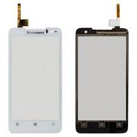 Сенсорный экран для мобильного телефона Lenovo P770, белый - Square Shop - Інтернет Магазин Техніки та Запчастин в Харькове