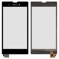 Сенсорный экран для мобильных телефонов Sony D5102 Xperia T3, D5103 Xperia T3, D5106 Xperia T3, черный