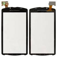 Сенсорный экран для мобильных телефонов Sony Ericsson R800, Z1, черный